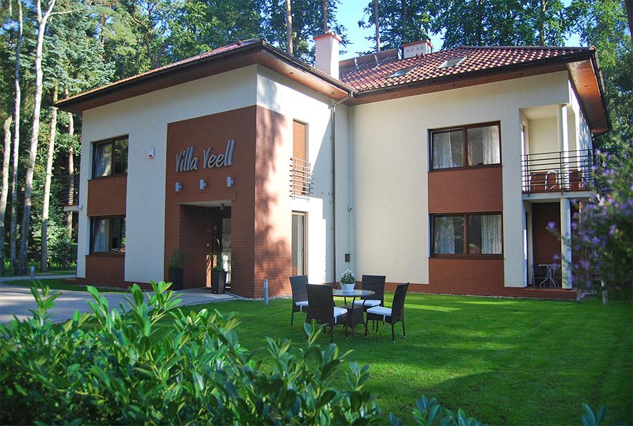 Villa Veell Pobierowo